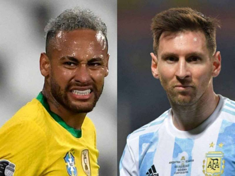 Messi, Neymar to battle in dream Copa final for 1st title