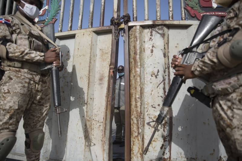 Two Americans, 26 Colombians blamed for assassination of Haiti president
