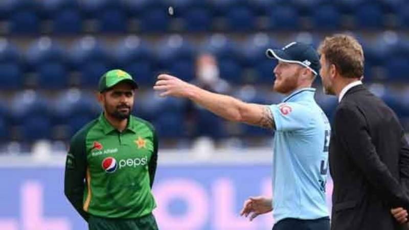 Pakistan won toss, choose to field first against England
