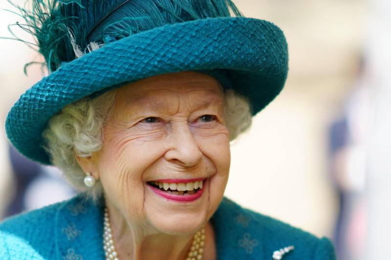 Queen Elizabeth wishes England good luck ahead of Euro 2020 final