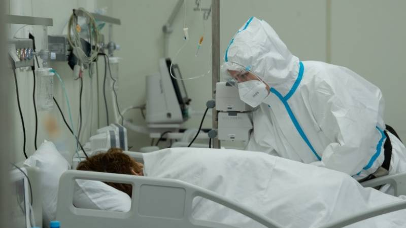 Russia sets latest pandemic high for coronavirus deaths