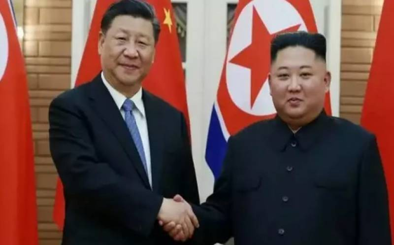 China, North Korean leaders vow to strengthen ties