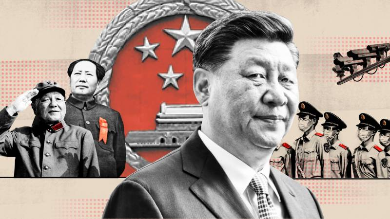President Xi and Chinese Communist Party