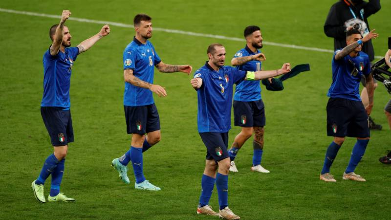 Italy win Euro 2020 final on penalties to wreck England party