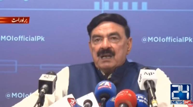 Pakistan Army may be deployed outside polling stations in AJK polls: Sh Rasheed
