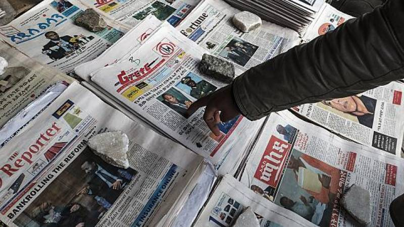 RSF condemns arrest of 12 journalists in Ethiopia
