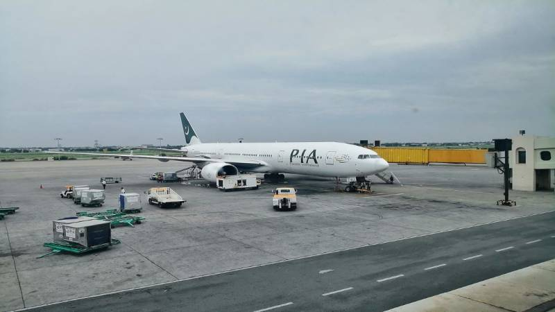 Two flights diverted towards Multan after rain at Lahore airport