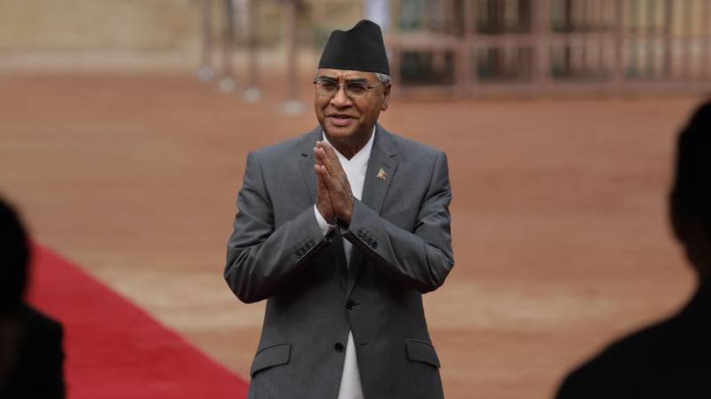 Deuba: Nepal's fifth time lucky prime minister