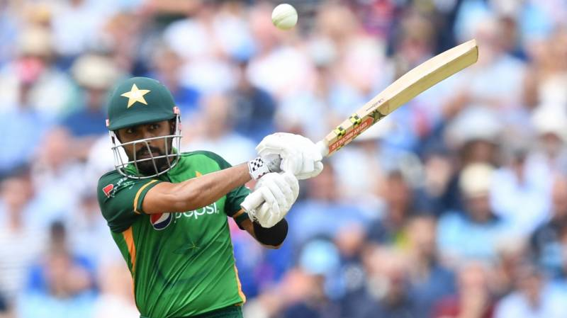 Babar Azam becomes fastest to reach 14 ODI tons
