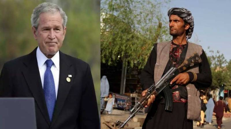 Afghanistan troop pullout a 'mistake': George W. Bush