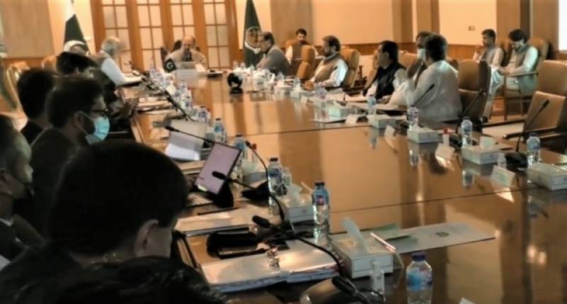 Balochistan cabinet okays agriculture policy, fertilisers control act
