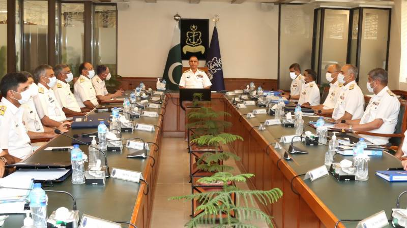 Command and Staff Conference of Pakistan Navy concludes
