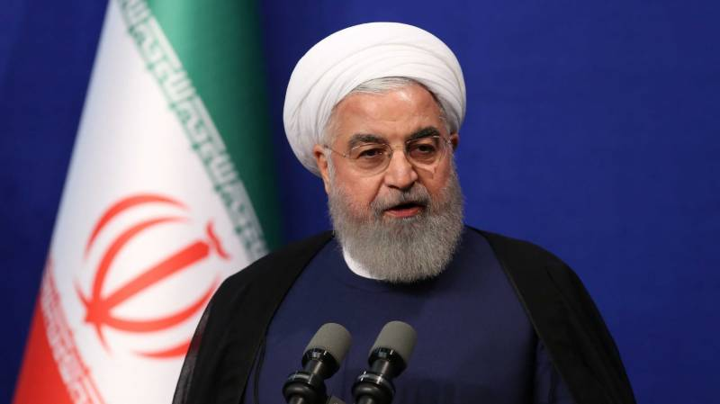 Rouhani says hopes Iran's next govt can conclude nuclear talks