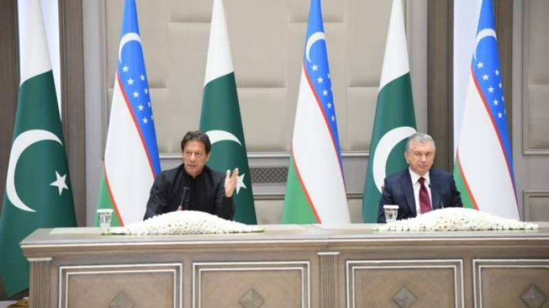 PM says strong economic relations win-win situation for Pakistan, Uzbekistan