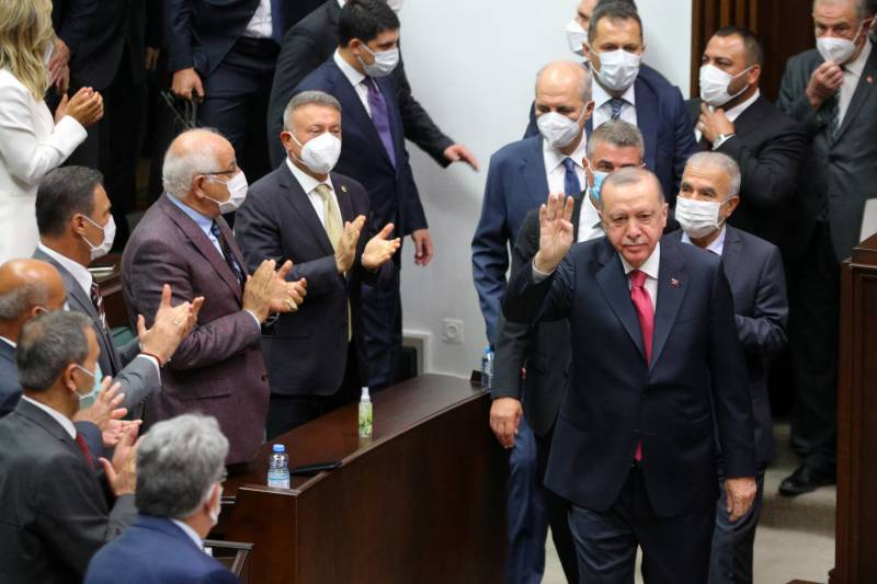Reshaped Turkey marks five years since failed coup