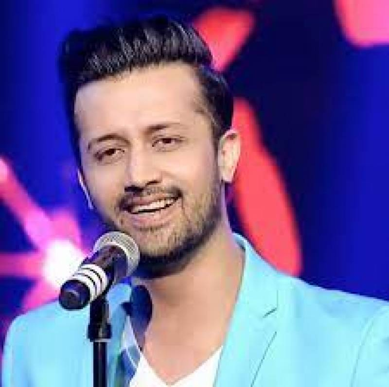 Did not eat for three days after failing in first love, reveals Atif Aslam