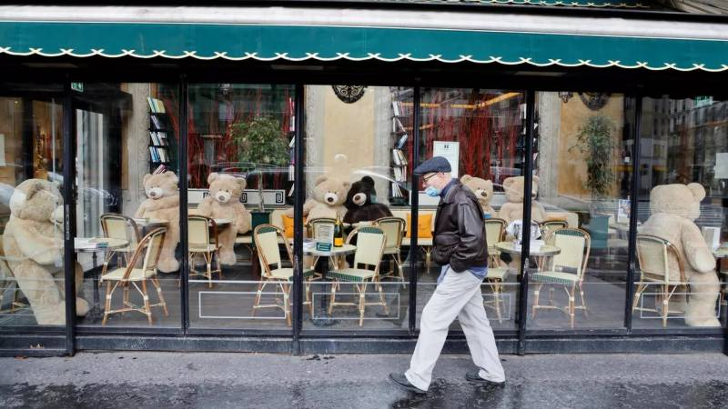 France restores mask rule in south as Covid cases soar