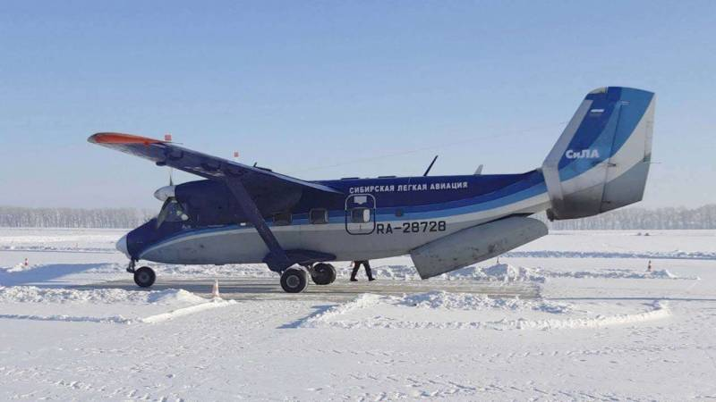 Survivors spotted after plane goes missing in Siberia