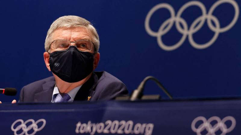 Olympics chief urges Japan to support Games as Covid hits Village