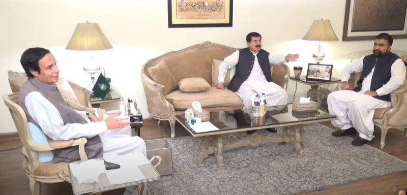 Provision of fundamental rights our first priority, says Elahi