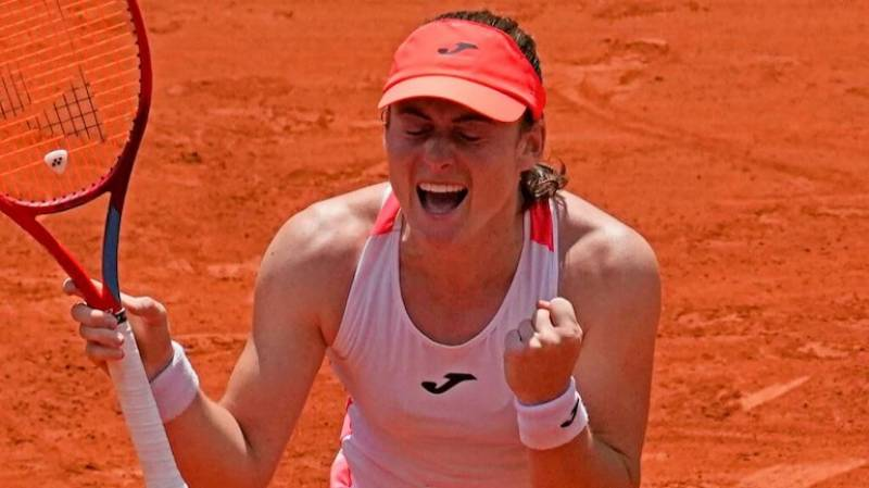 Zidansek faces French first-timer in Lausanne tennis final