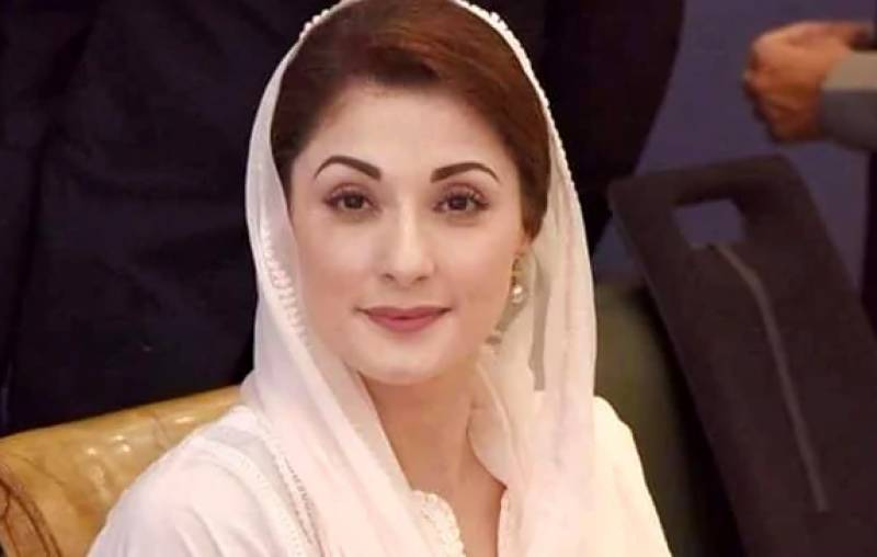 PML-N's 'impressive' election campaign forced 'selected' PM to visit AJK: Maryam