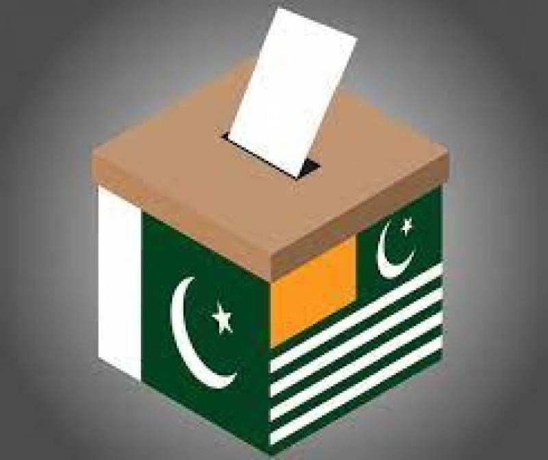 Over 27,000 govt servants vote in first phase of AJK polls