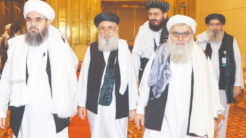 Afghan govt, Taliban to meet again after inconclusive Doha dialogues