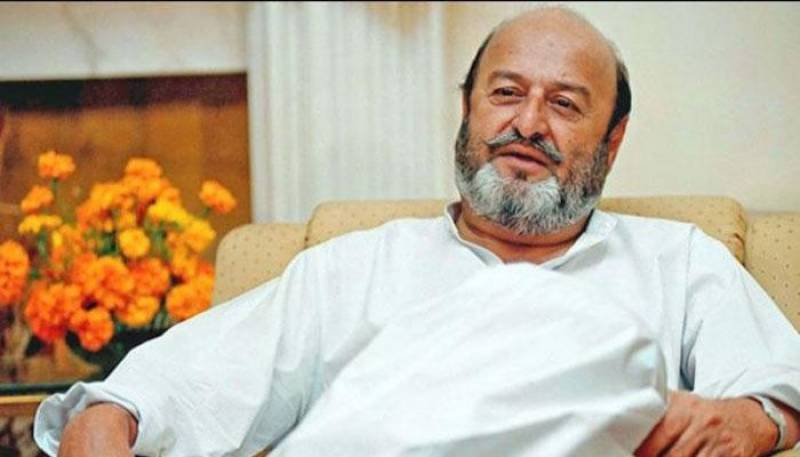 Former Sindh chief minister Mumtaz Ali Bhutto laid to rest
