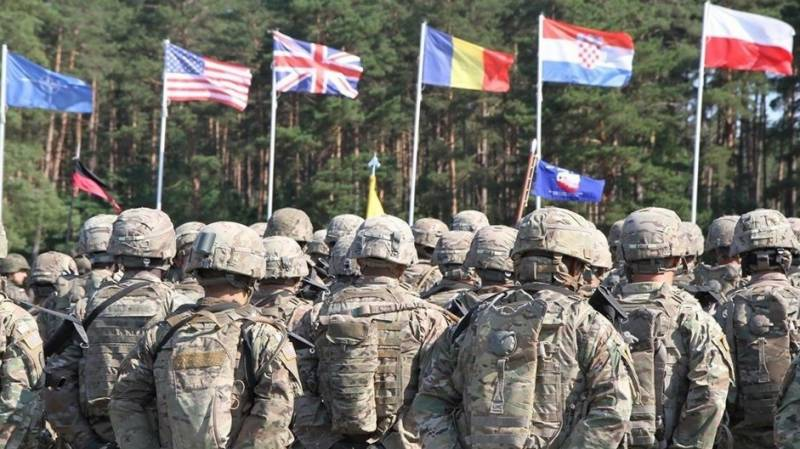 Ukraine launches army drills with US, Poland, Lithuania