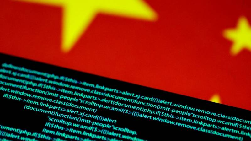 US and allies condemn China for 'malicious' cyber activity