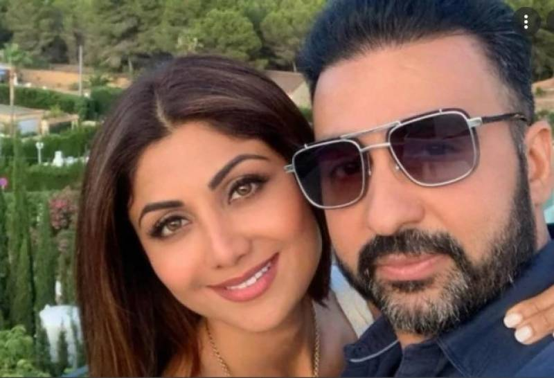 Bollywood actress Shilpa Shetty's husband arrested in porn case