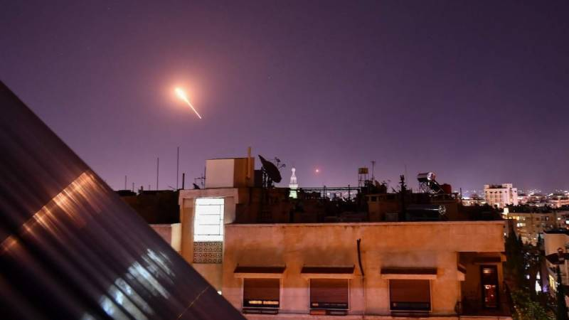 Israeli missiles in northern Syria kill 5 regime fighters: monitor