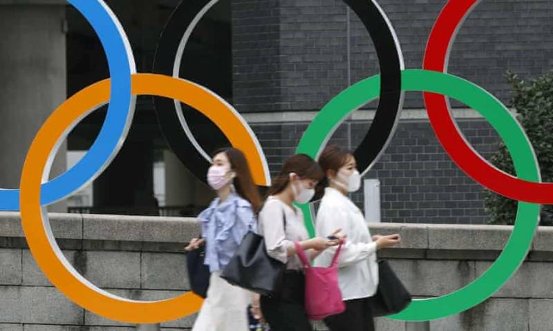 Coronavirus forces four athletes out of Tokyo Olympics