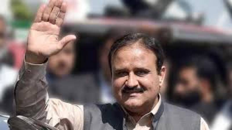 Punjab CM Buzdar inspects Lahore areas without protocol