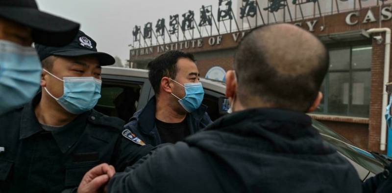 China says WHO plan to audit labs in Covid origins probe 'arrogant'