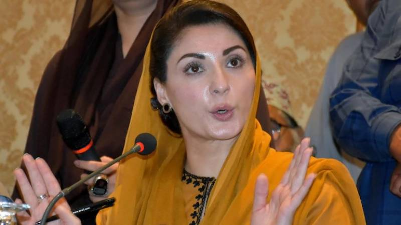 Maryam terms AJK polls a test case for PML-N