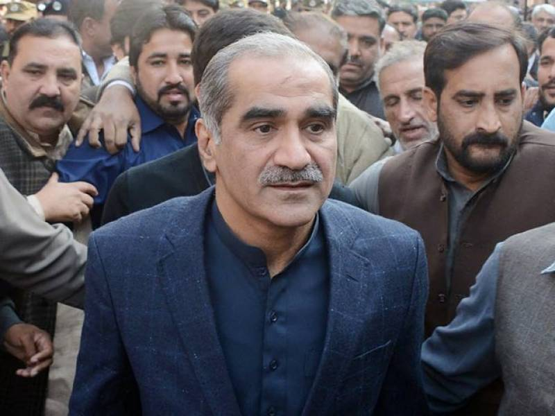 PML-N to win AJK elections if Centre did not interfere, says Kh Saad