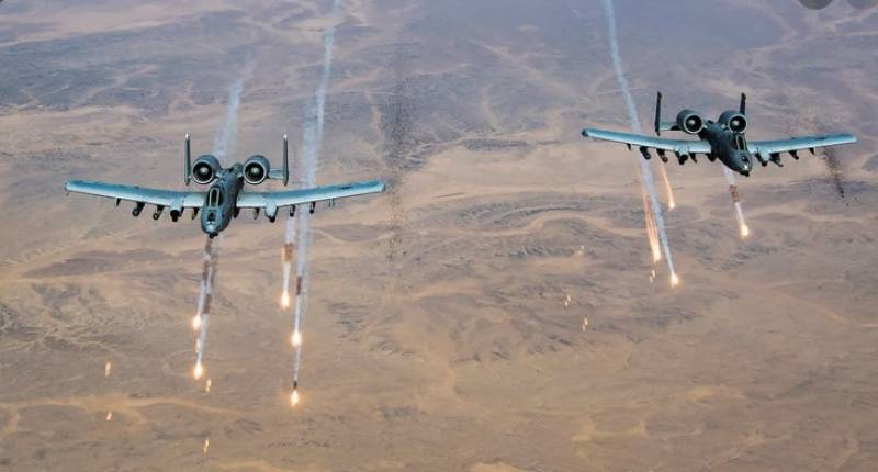 US launches airstrikes on Taliban to support Afghan forces