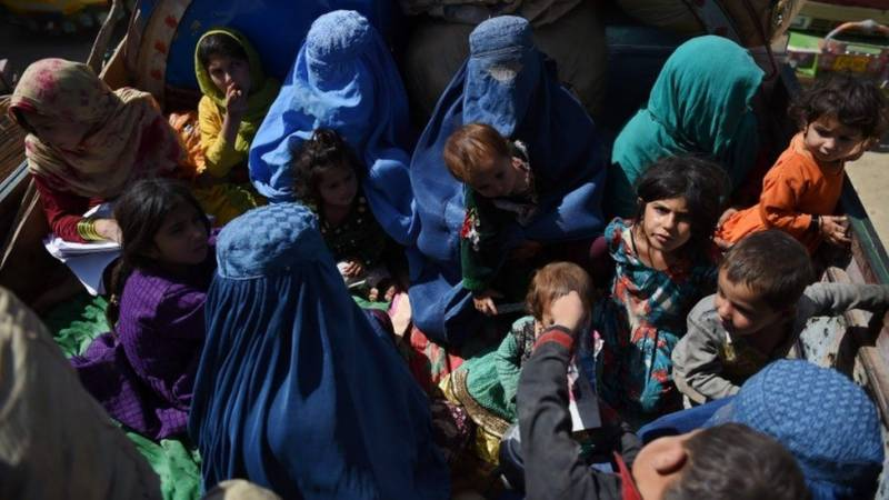 Tajikistan says ready to accept 100,000 Afghan refugees