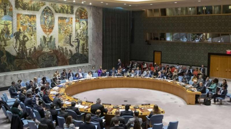 UN Security Council condemns Turkey leader's position on Cyprus: statement
