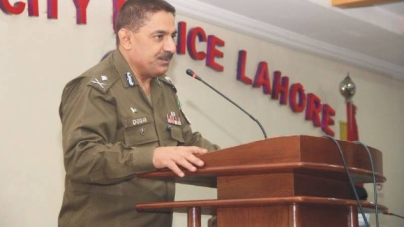 Police Community Guides changing Thana culture: CCPO Lahore