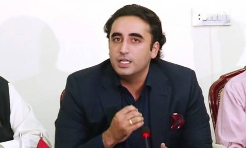 Bilawal links AJK poll's transparency to action against PM Imran, ministers