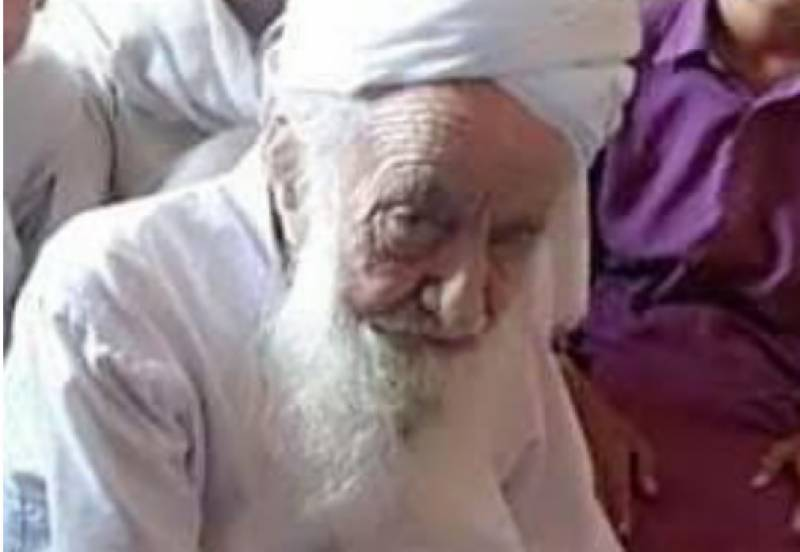 Renowned scholar Mufti Jamali dies at the age of 123