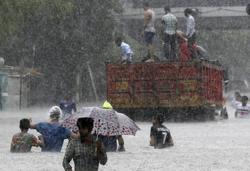 76 killed as India battered by heavy monsoon rains