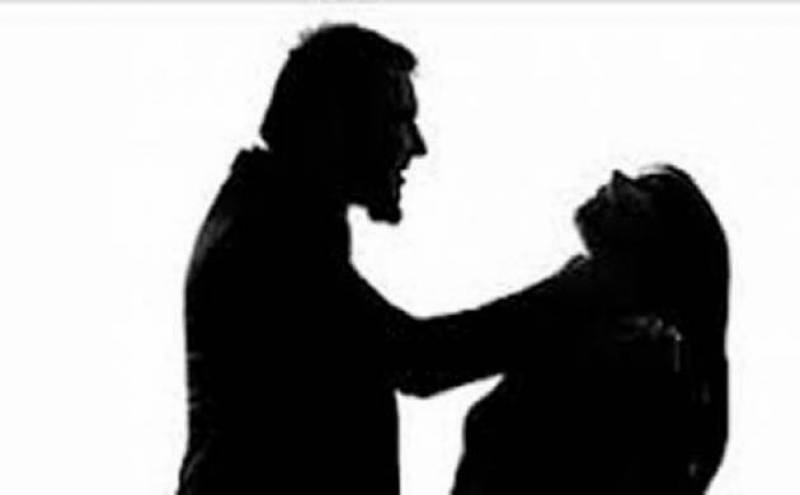 Man strangles wife to death