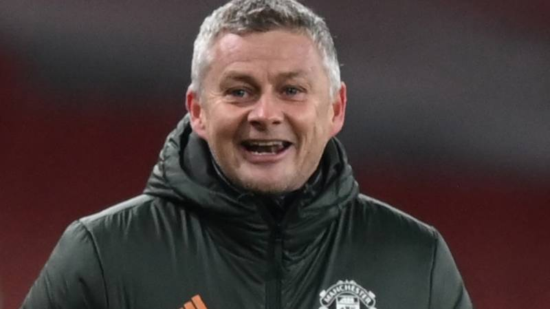 Man United manager Solskjaer 'delighted' to sign new three-year deal