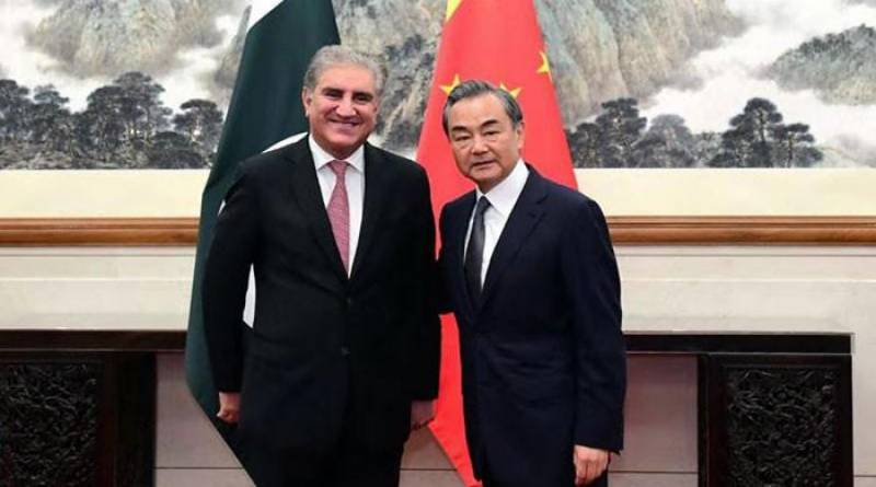 Pakistan, China pledge to thwart challenges with joint efforts