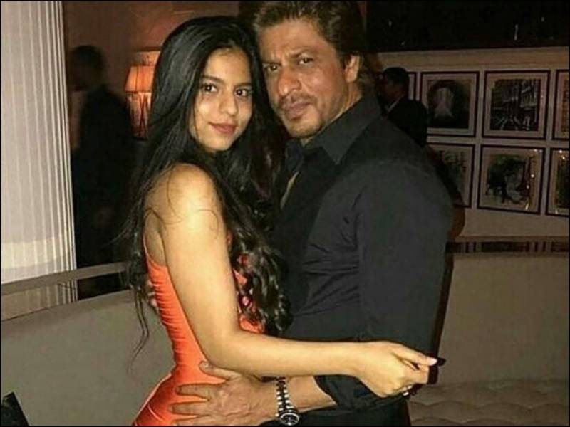 Shahrukh Khan's daughter shares stunning pictures