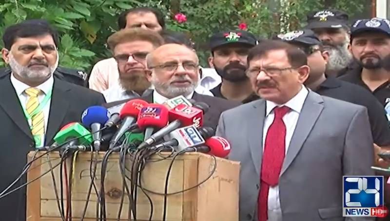 AJK CEC foresees 56 percent turnout